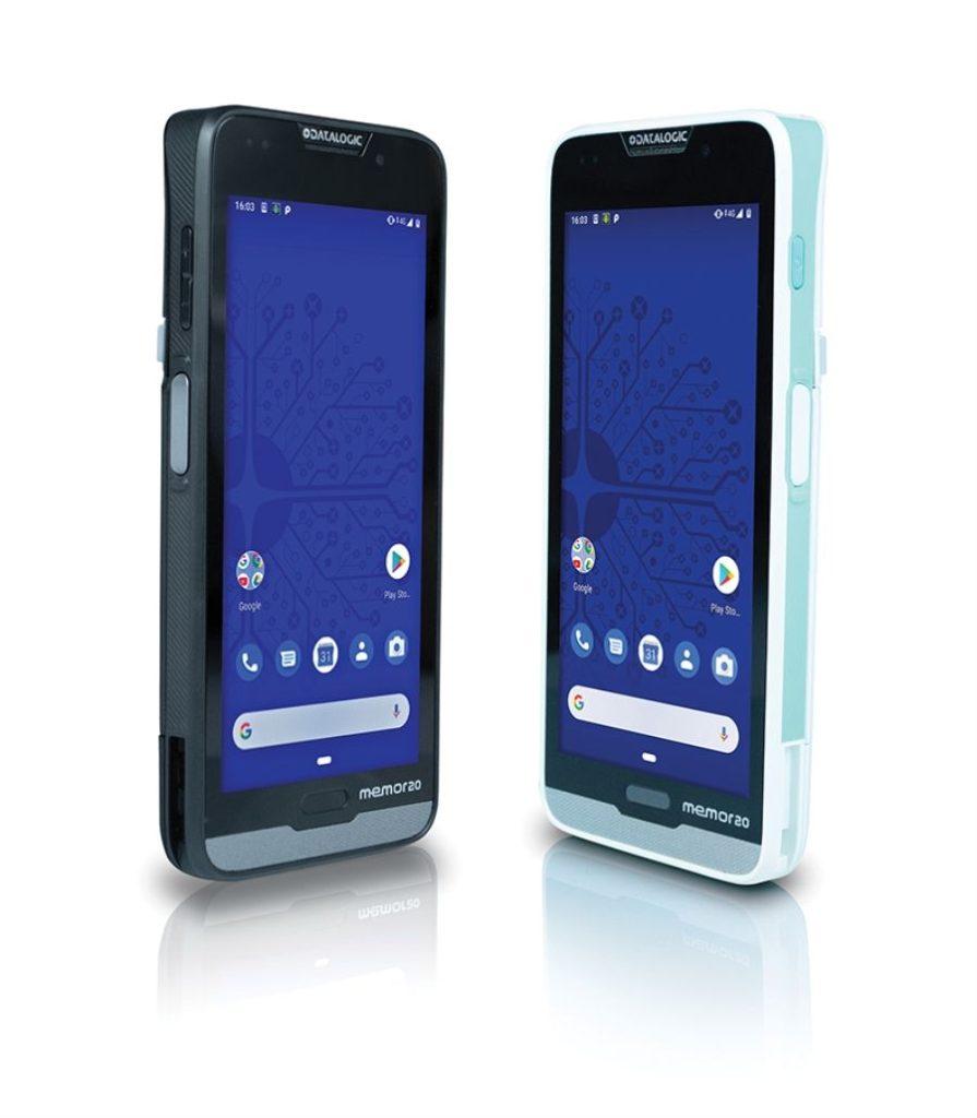 PDA DATALOGIC PSC MEMOR 20 et MEMOR 20 HEALTHCARE (Version Anti-Microbiennes pour le secteur médical)