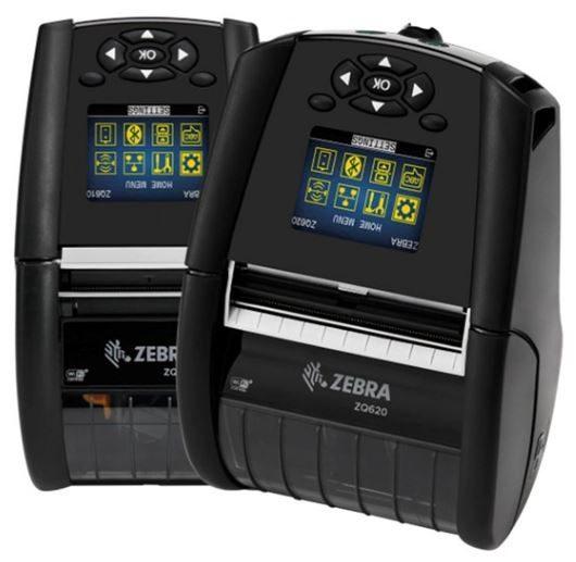 ZEBRA ZQ630 / ZQ620 / ZQ610 avec écran couleurs