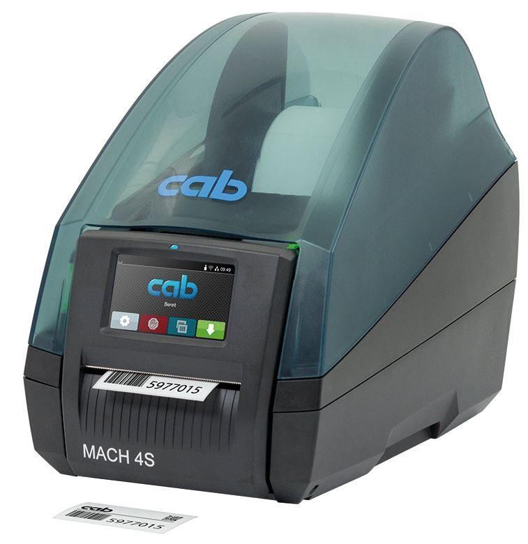 CAB MACH4S et MACH 4.3S (Tête renforcée en 200 ou 300 dpi)