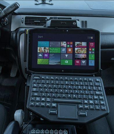 Tablette industrielle Zebra Xslate R12 Series (ou Zebra XR12)