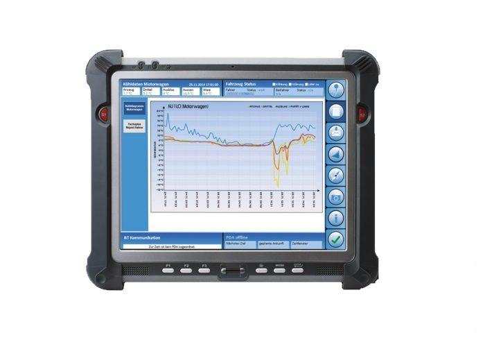 Tablette ADVANTECH PWS 770