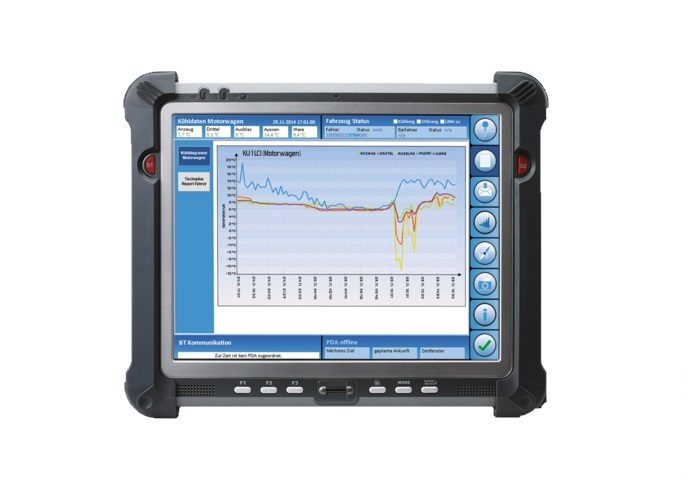 Tablette ADVANTECH PWS 770