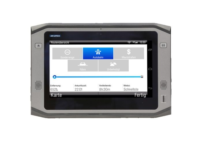 Tablette ADVANTECH PWS 870