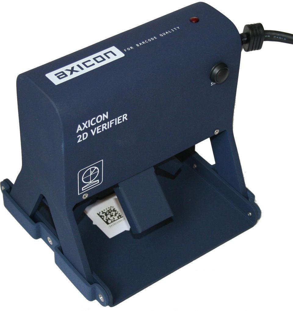AXICON SERIE 12000 2D