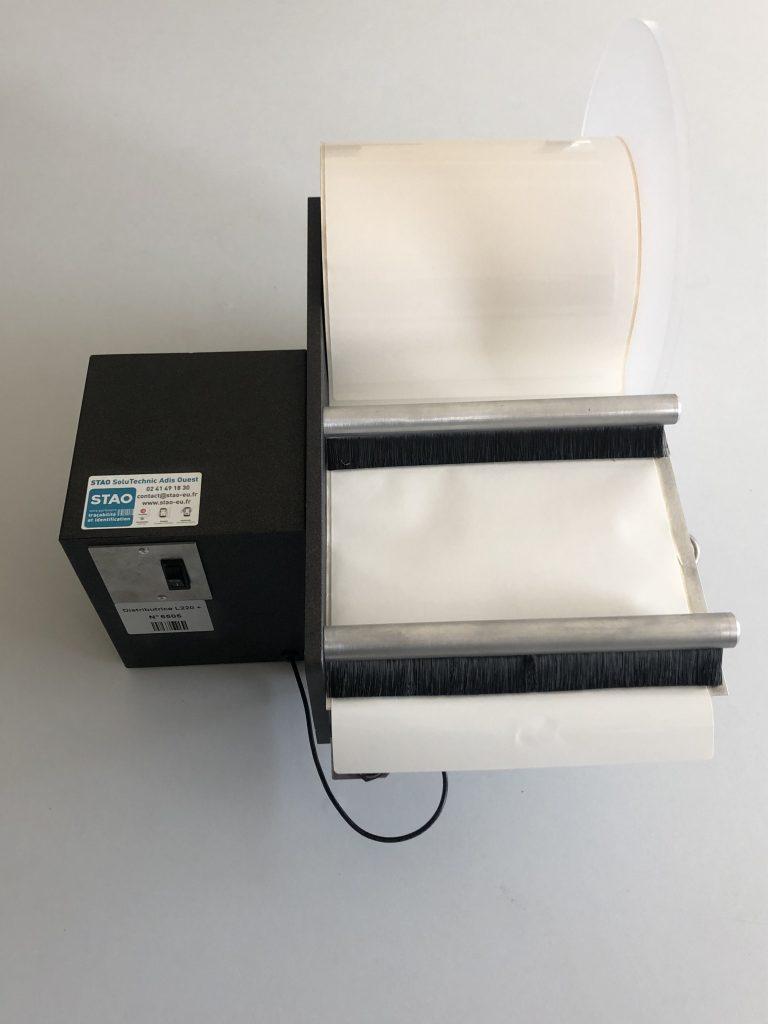 Distributrice L220 et L220Plus