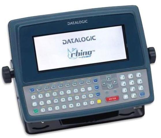 Terminal DATALOGIC Rhino-NET > Obsolète remplacé par le Terminal Rhino