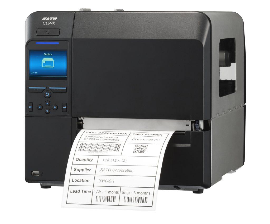 Imprimante thermique SATO CL6NX