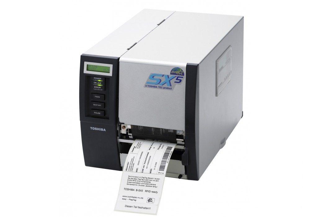 TOSHIBA TEC B-SX5T