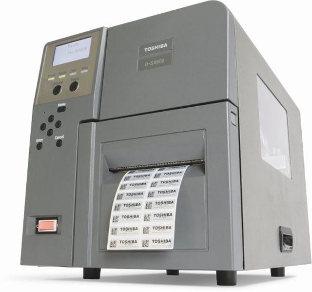 TOSHIBA TEC B-SX600
