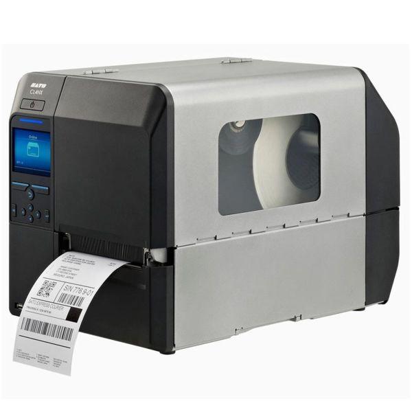 Test de l'imprimante SATO CL4NX CL6NX