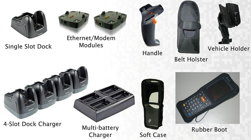 Terminal portable skorpio X4 datalogic