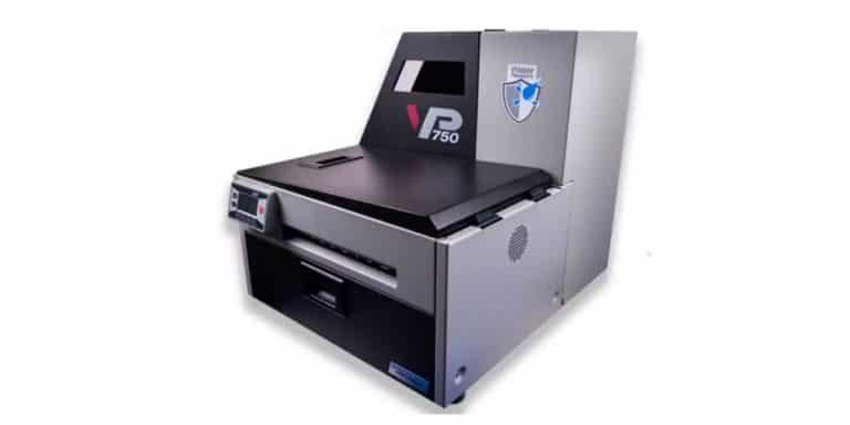 Présentation de l'imprimante VIP Color VP 750