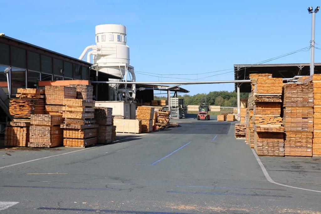 PIVETEAU BOIS, une entreprise bois à la pointe de son secteur
